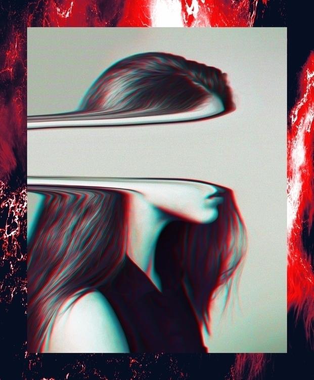 Kamro - digitalart, abstract, artdaily - dorianlegret | ello