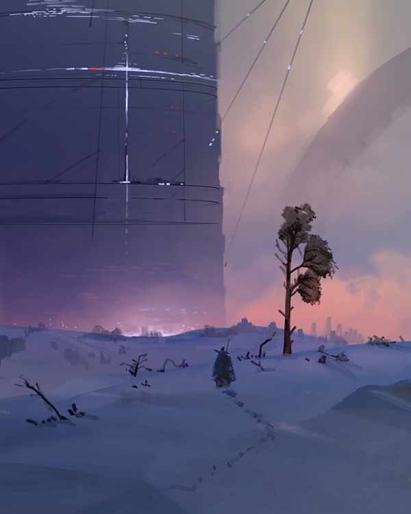 Great Hibernaculum, winter fast - cosimo | ello