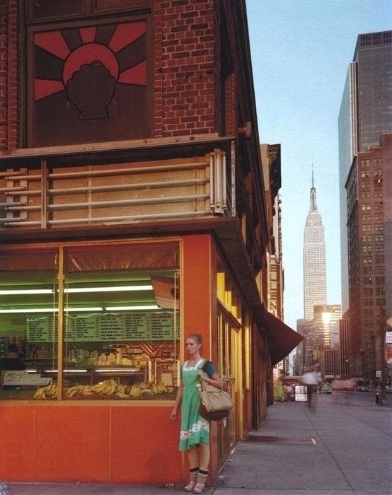 Joel Meyerowitz (1938-) - Young - bintphotobooks | ello