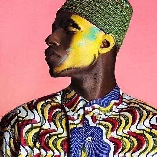 Swiss-Guinean artist Namsa Leub - artsdesign54 | ello