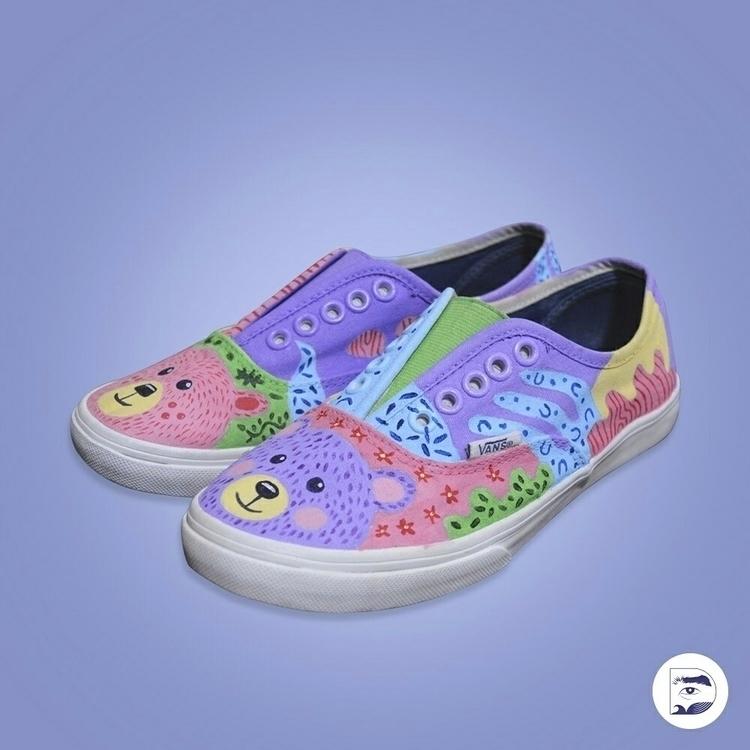 Project (Save Shoes) Bear Feet - mikhail_desales | ello