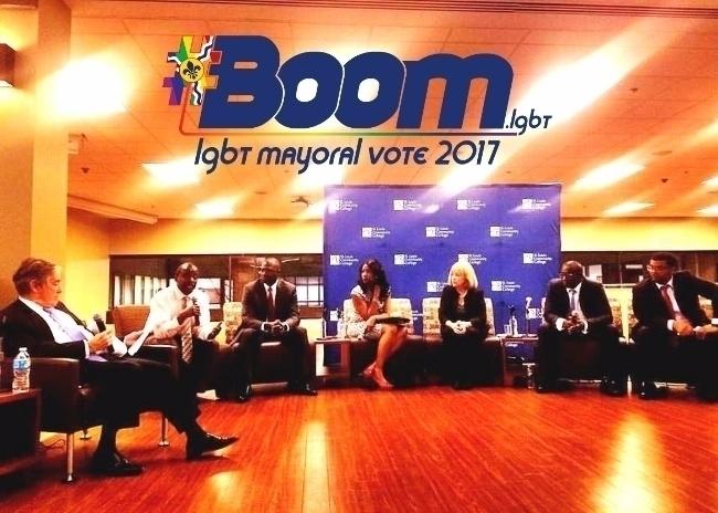 St. Louis LGBTQ Mayoral Debate - boommagstl | ello