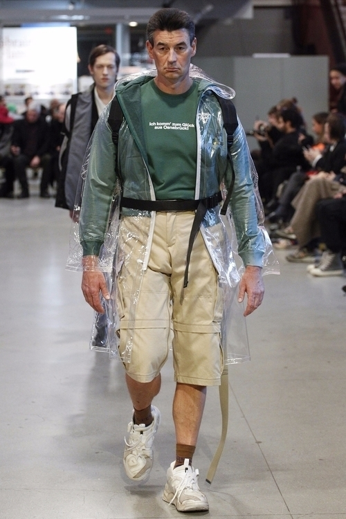 VETEMENTS FALL 2017 - drxero | ello