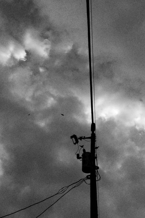 Cloudy Evening Sky Rain Storm A - mikefl99 | ello