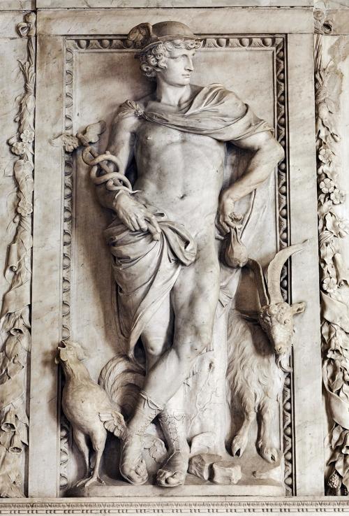 Artus Quellinus: Mercury, 1650 - arthurboehm | ello