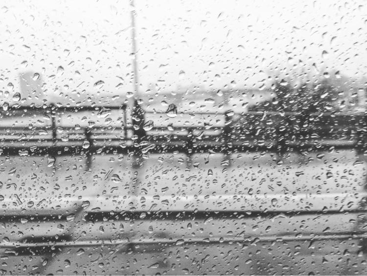 Fog Rain  - portlandstreetart, Portland - networkabstracted | ello