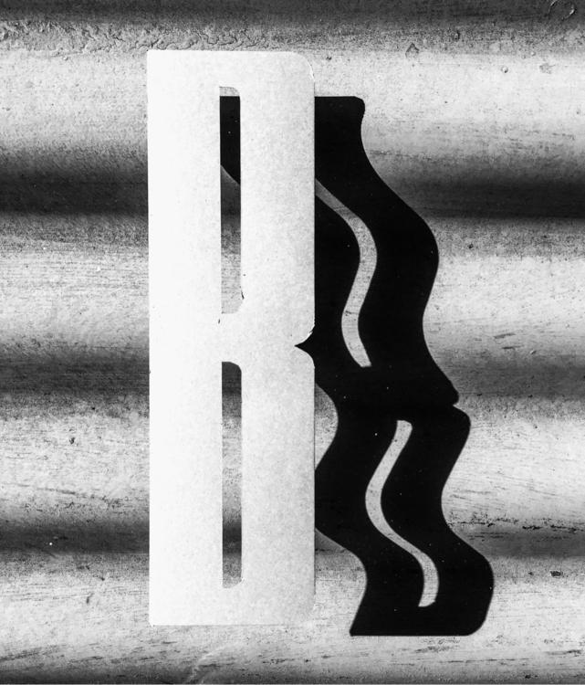 Boner alert  - 36daysoftype, typography - vndlzr | ello