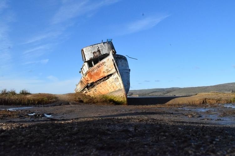 Point Reyes Shipwrek Jennyfer - nikon - jennyfer_photography | ello
