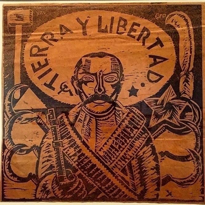 Tierra Libertad (earth liberty - helliongallery   ello