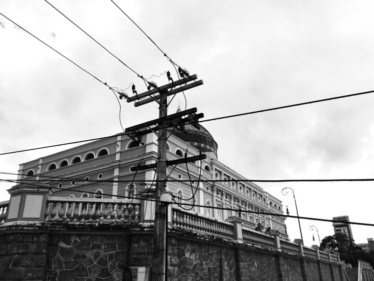Amazon Theatre noise - litluiz | ello