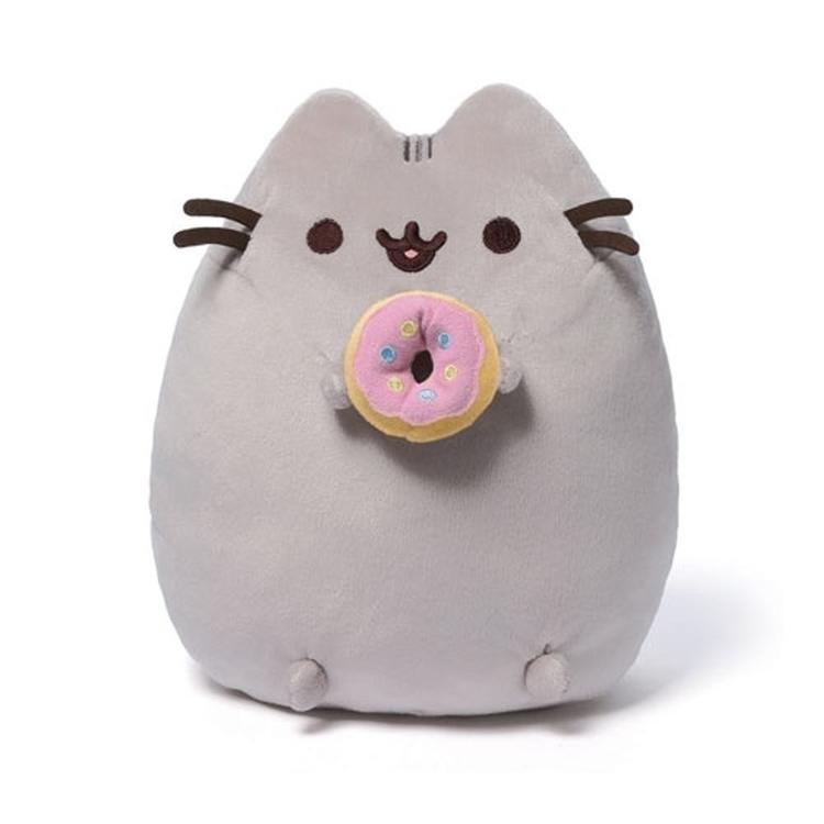 Cute Pusheen - cute, pusheen, donut - unary | ello