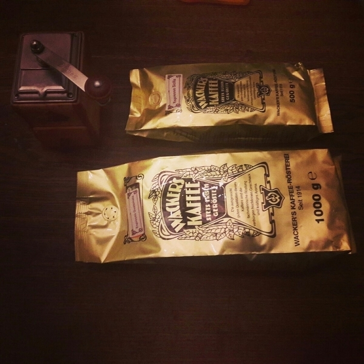 Goldstücke - espresso, caffeetime - microsteve | ello