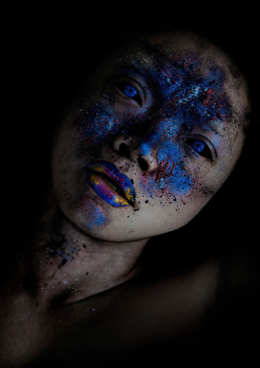 Photographer: Cadeography Makeu - darkbeautymag | ello