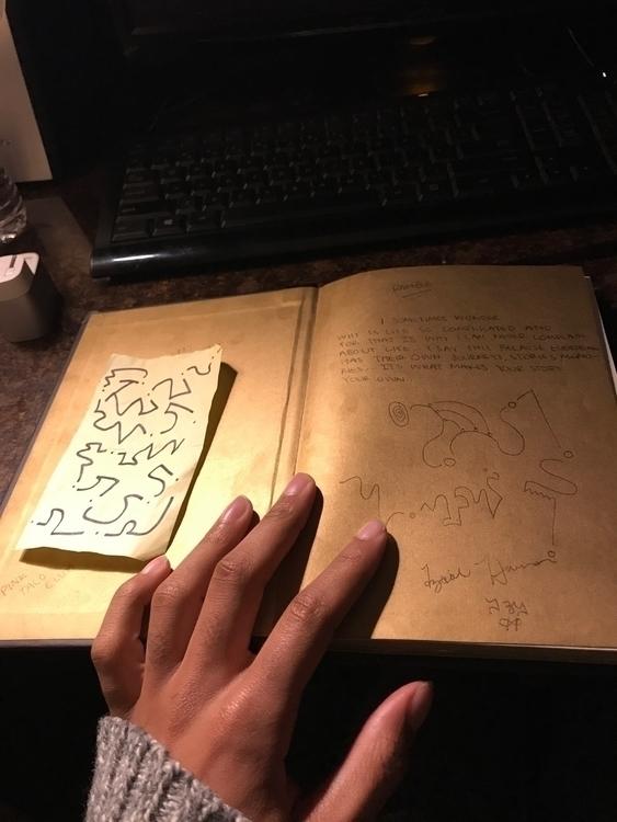 album magic book. esoterica - agitated | ello