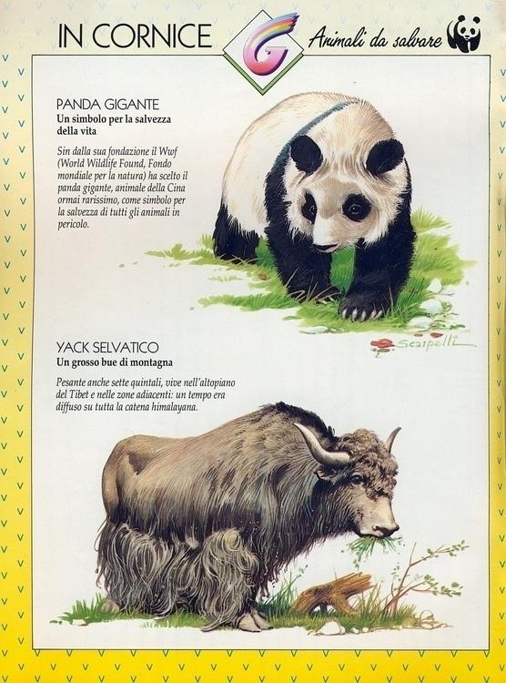[Animali da salvare (1ª (di Sca - corrierino   ello