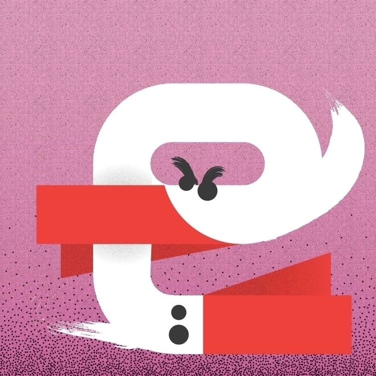 Duck Soup!  - illustration, 36daysoftype: - francescozorzi | ello