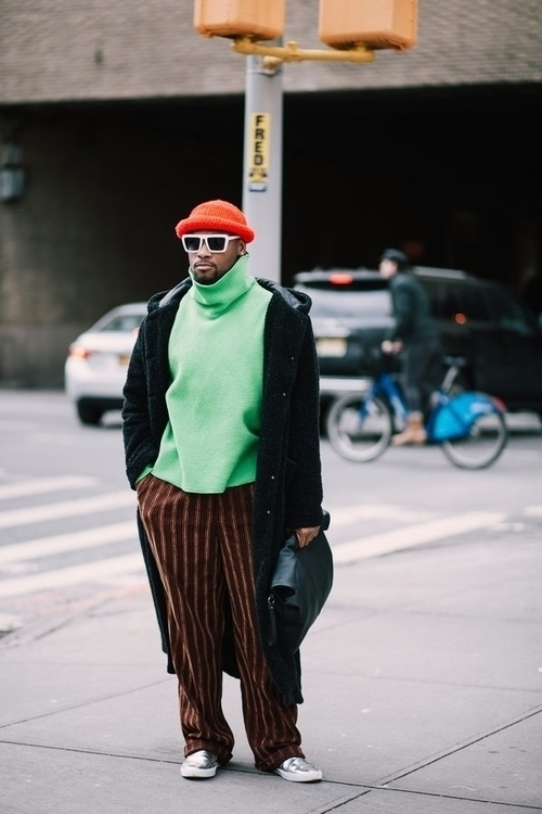 Day 3 2 - nyfwm, style, fashion - askiaabdul | ello