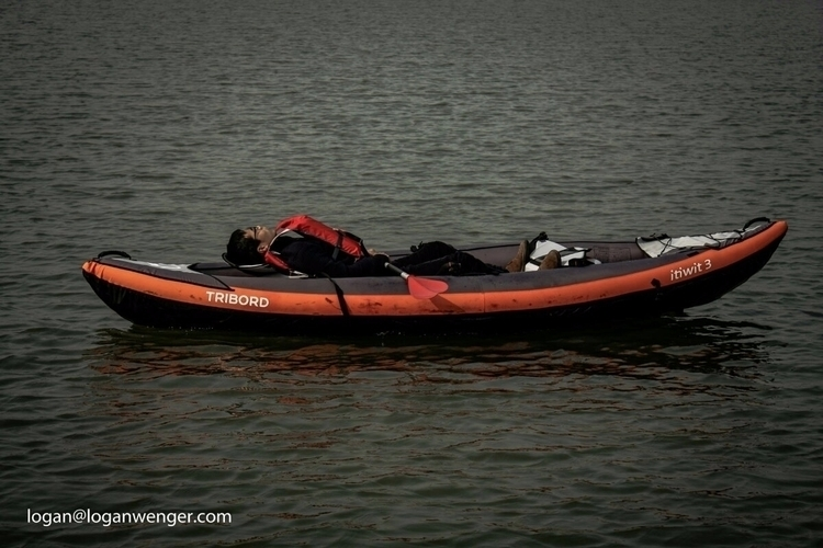 tired rowing, sleep - row, shanghai - loganwenger | ello