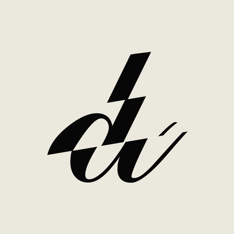 LetterD, 36daysoftype, 36days_d - auraservants | ello