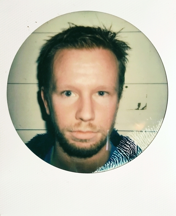Nick - polaroid, portrait - jkalamarz | ello