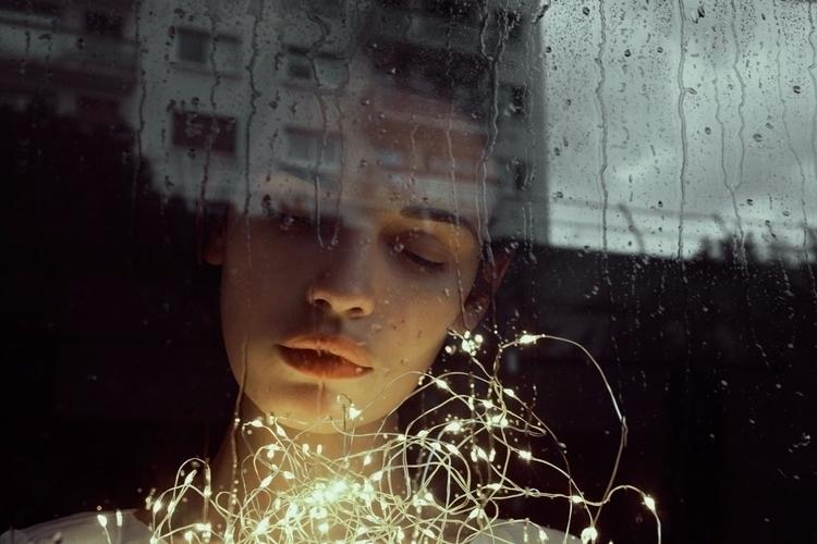 "House"" — Photographer:Marta Be - darkbeautymag | ello"