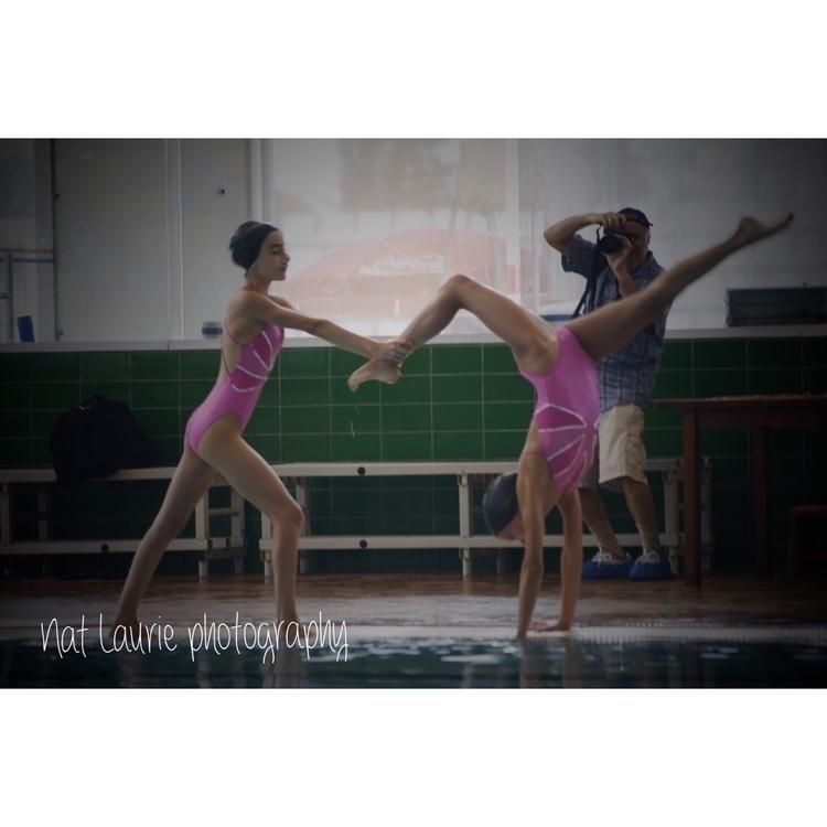 Sporty photography - nataciónsincronizada - nataliasr81 | ello