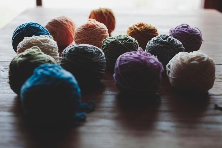 Colorful Sunday - handmade, slowfashion - lehandmade   ello