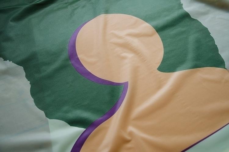 Flag autism // autistic child,  - florinecaro | ello