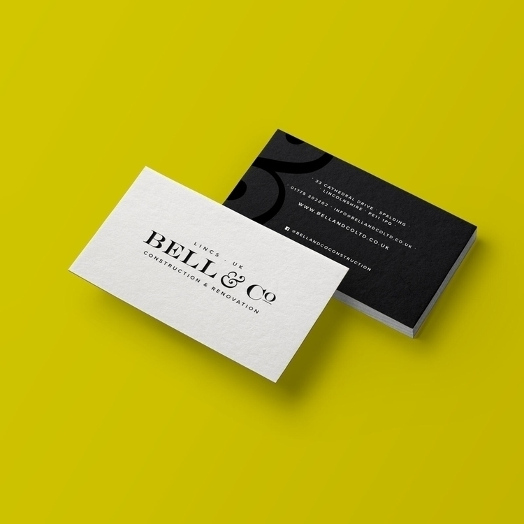 Visual identity construction co - bigclever | ello