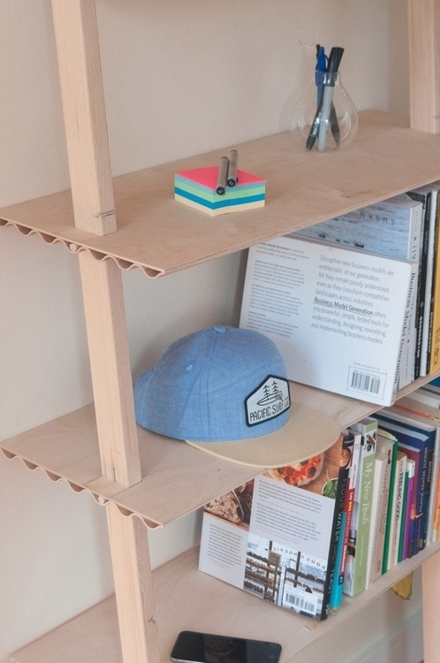Shelf detail - productdesign, industrialdesign - studiocorelam | ello