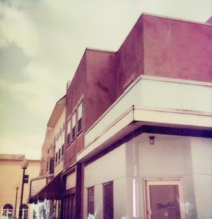 Main St. Kalamarz - polaroid, photography - jkalamarz | ello