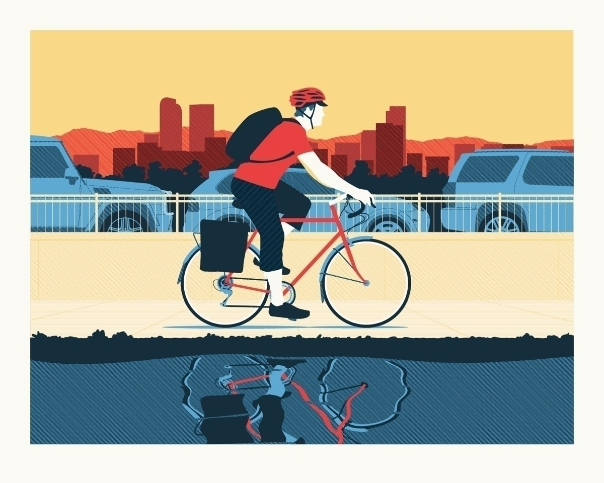 Thinking making commuter poster - justincline   ello