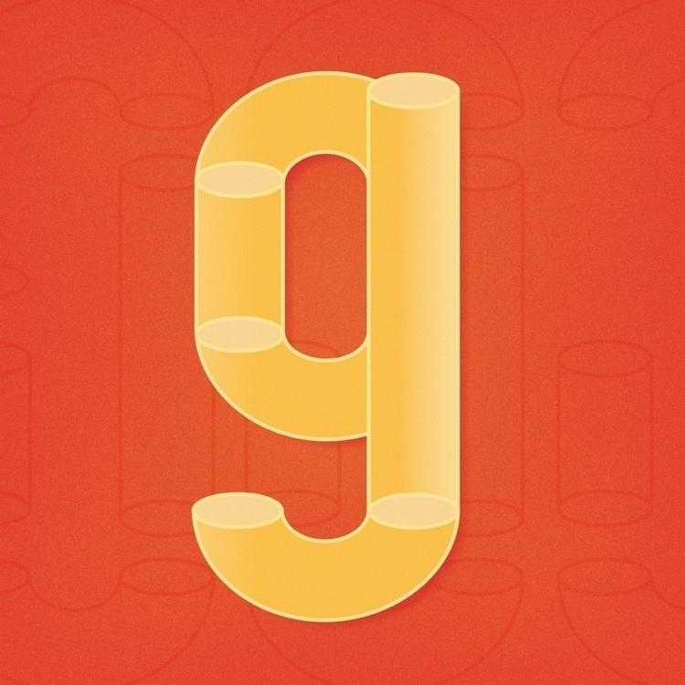 Ongoing modular typeface design - carnandez | ello