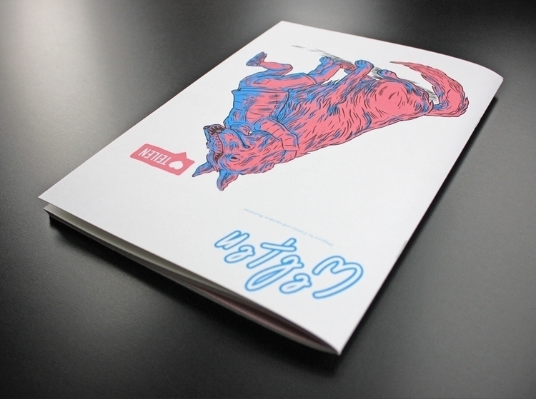 Welten – issue / Artworks Marti - studio_akkord   ello