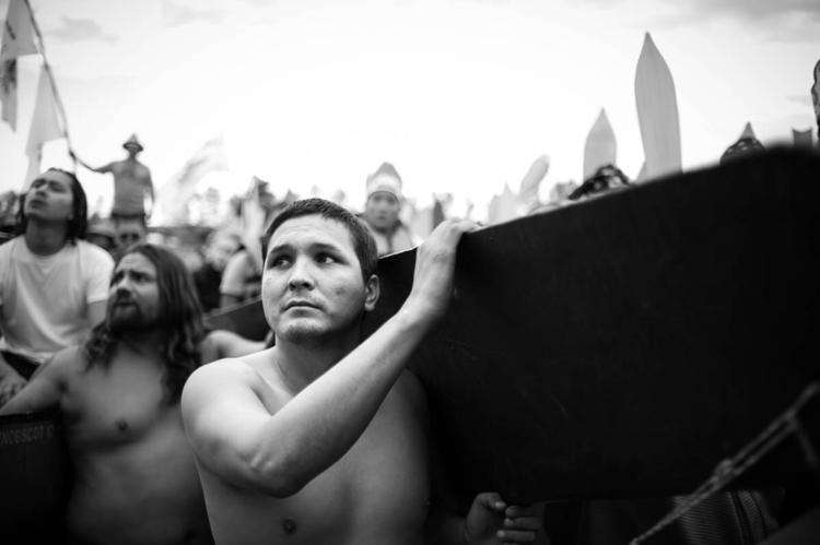 . Standoff Standing Rock Gokhan - flint-media | ello