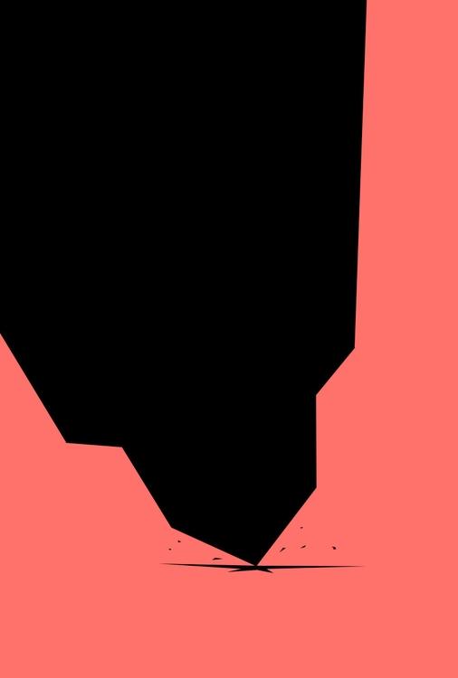 Crush - geometric, minimal, minimalist - chente | ello