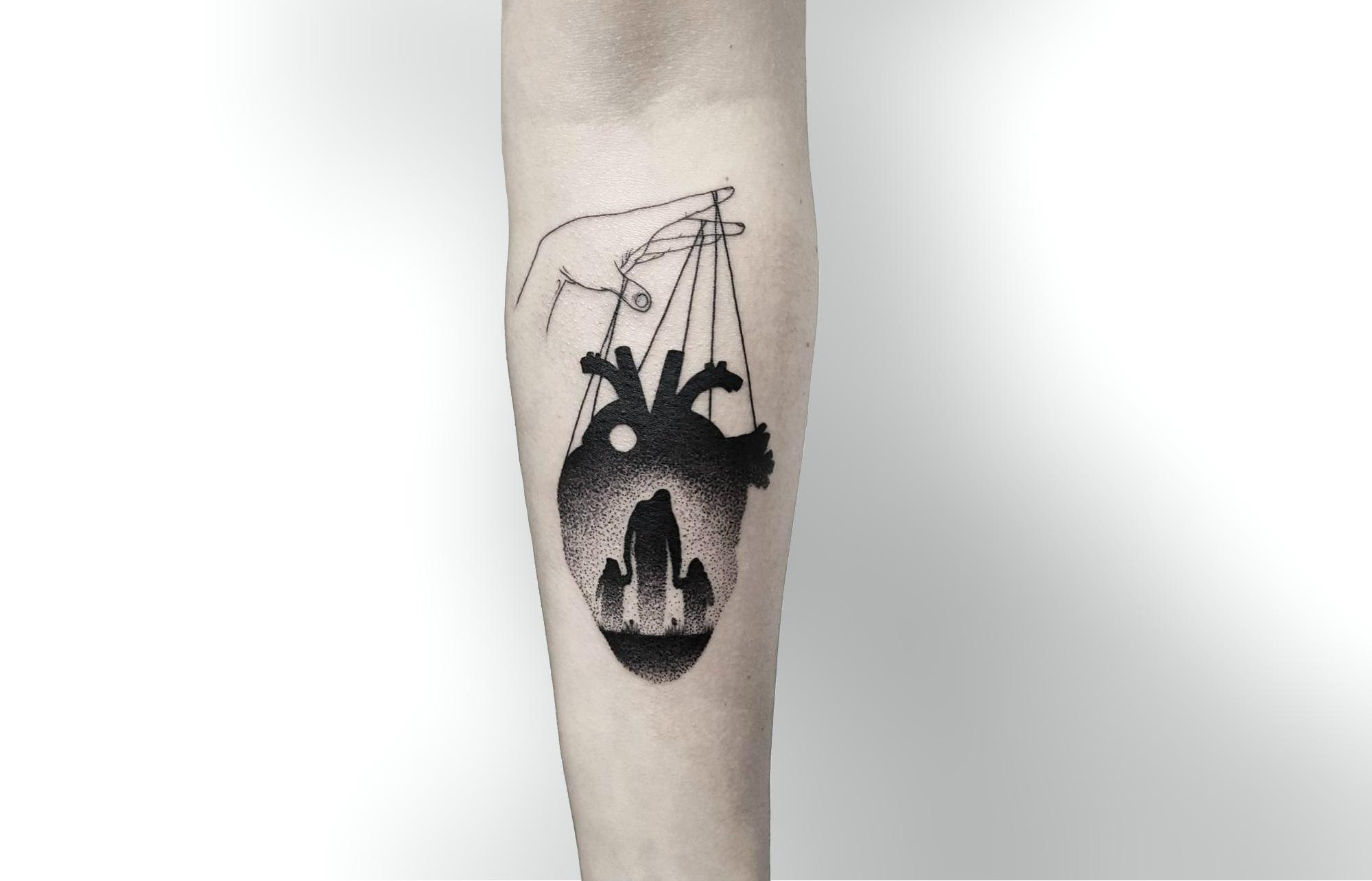 10 Tattooers 2017 year, tattoo  - scene360   ello