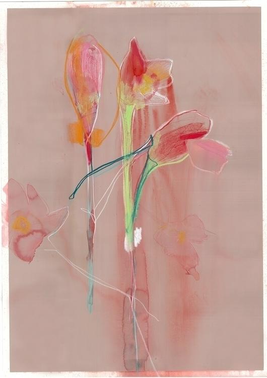 Dying Tulips 3 - robphillipswork   ello