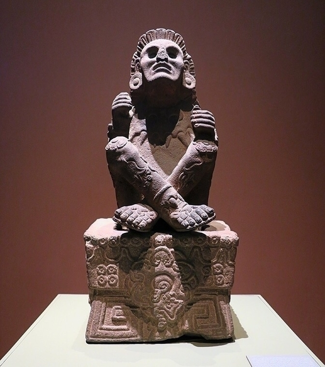 Xocchipilli, Aztec god music, s - helliongallery   ello