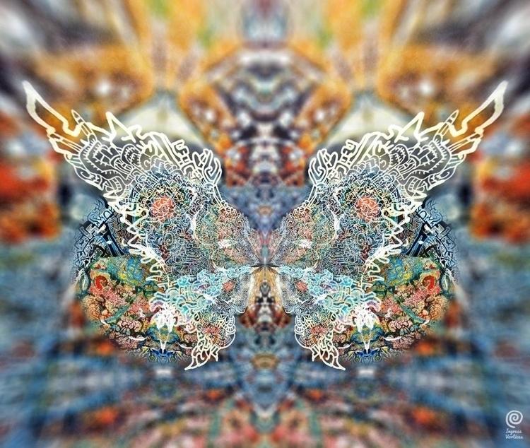 - Ingress Vortices Effect - Butterfly - meditation | ello