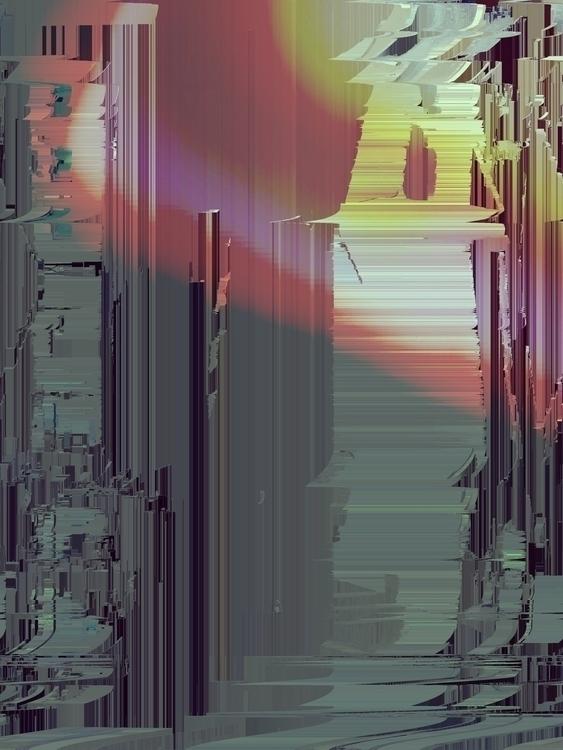 _Scifi render?? Summer night su - cgwarex | ello