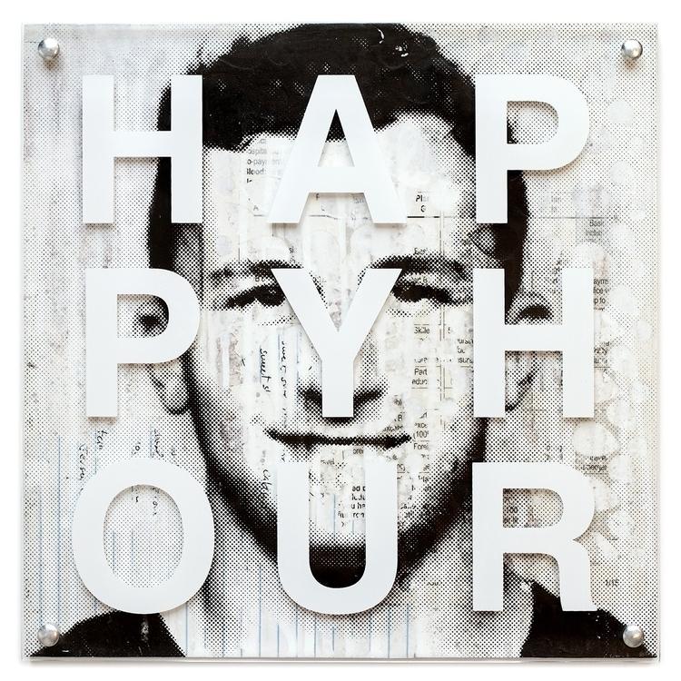 Johnny Happy Hour color screen  - conartstudio | ello