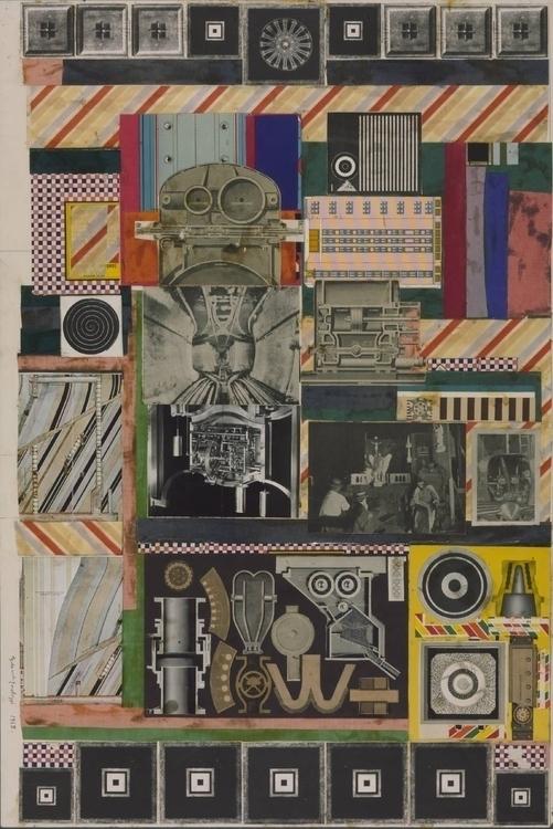 Sir Eduardo Paolozzi: Conjectur - arthurboehm | ello