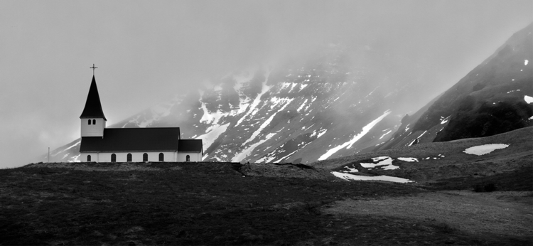 Icelandic church - bradverts | ello