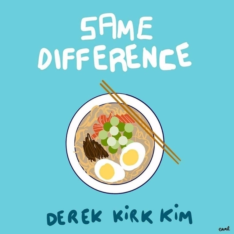 15 Derek Kirk Difference - emilyreadsthendraws2017: - emilynettie | ello