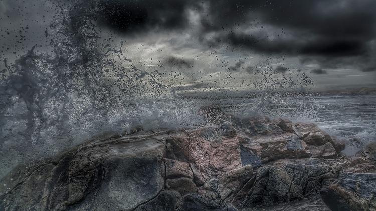 Waves Havika (Beach) - Farsund  - expria | ello