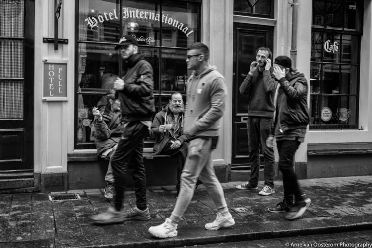 People Amsterdam - documentaryphotography - arnevanoosterom | ello