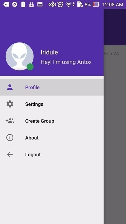 Antox - iridule | ello