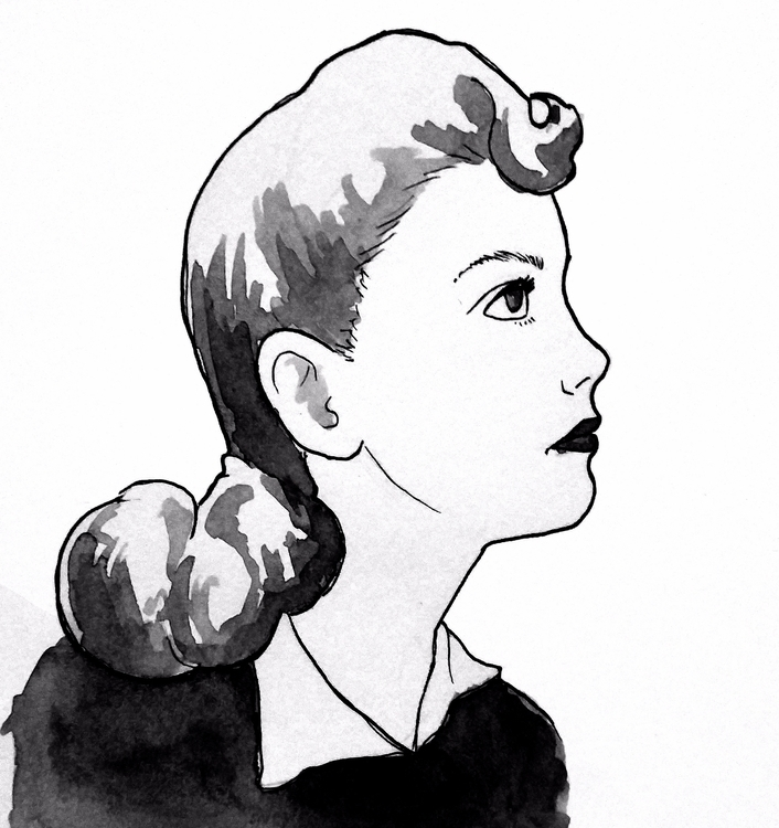 Portrait 21 recomendations draw - todrawtoday | ello