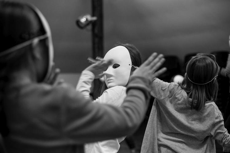 mask, ellophoto, photography - cataluna | ello